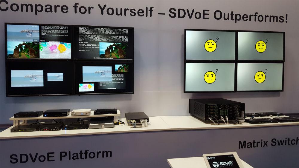 AV over IP at InfoComm 2019: Where Are We At?, slide 0