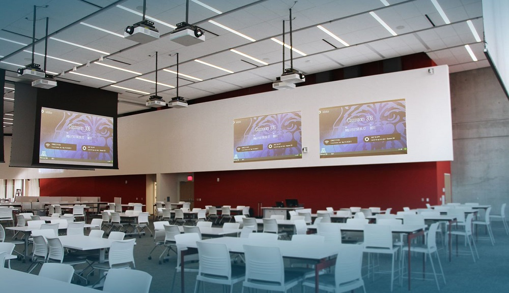 Level 3 AV Levels Up U. of Arizona's State-of-the-Art HSIB