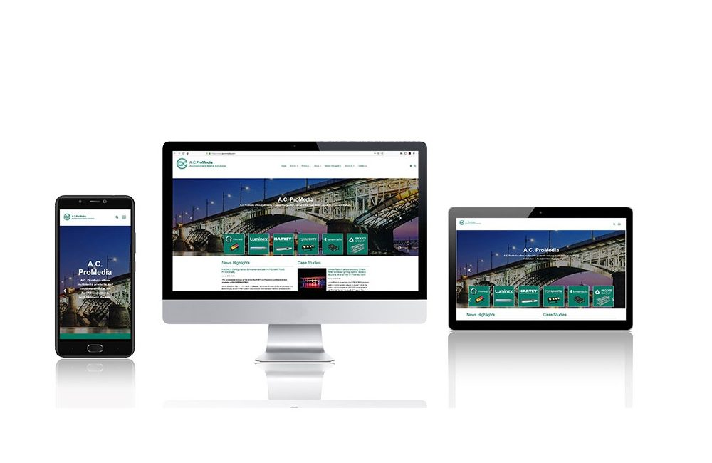 New Distributor A.C. ProMedia Launches Website