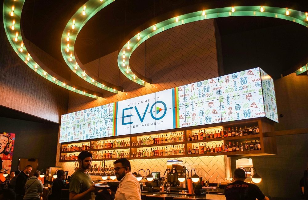 New EVO Entertainment Multiplex Immerses Moviegoers in AV