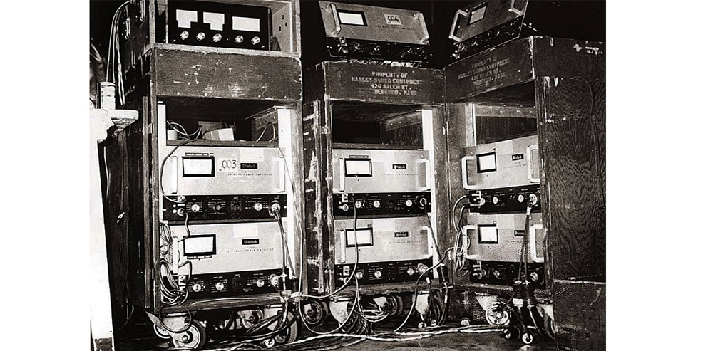 How Hanley Sound and McIntosh Made Woodstock Possible with Better Festival Sound