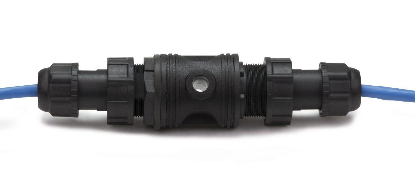 Platinum Tools Features Waterproof RJ45 Coupler System at InfoComm 2019