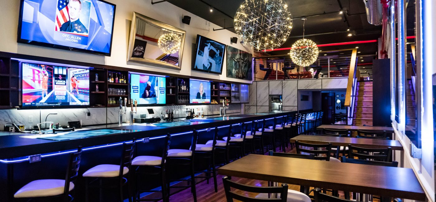 Zytronic Multitouch Sensors Help Gizmo Bar Deliver Premium Lounge Experience