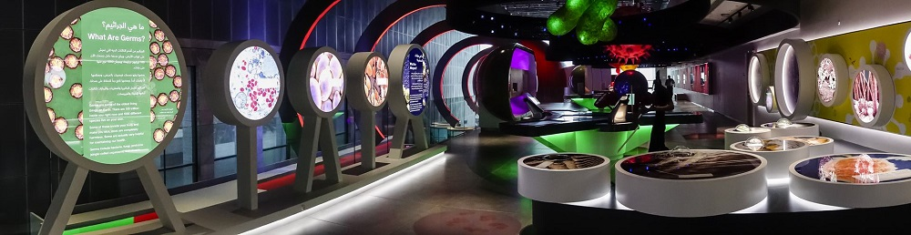 Electrosonic Helps World's Largest Interactive Museum 'Deliver the Impossible'