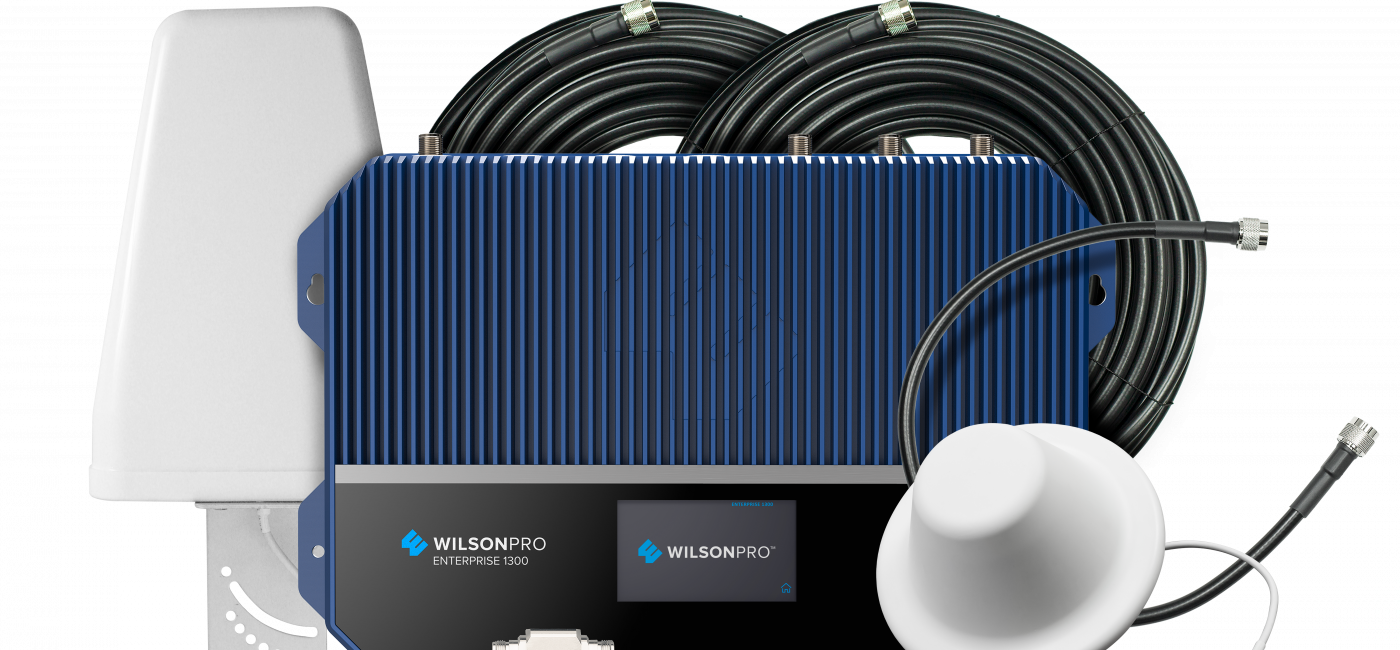 Wilson Electronics' New Enterprise Line of Cellular Amplifiers First to Offer Multi-Tower Targeting (MTT) Technology
