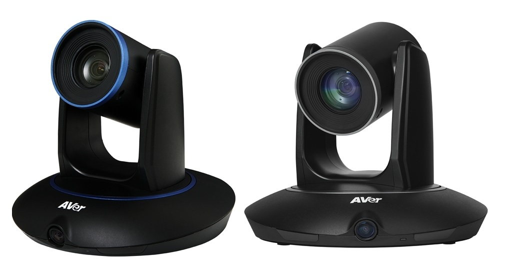 AVer Information Goes Pro AV with New Auto Tracking and PTZ Cameras