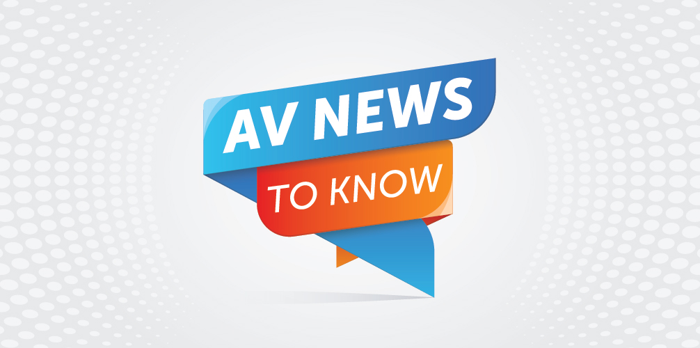AV News to Know May 1, 2020: New Products, Cool Projects and People in New Places