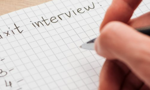 Considering the Importance and Dangers of Exit Interviews