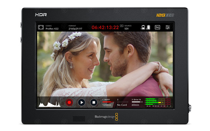 Blackmagic Design Announces New Blackmagic Video Assist 12g Commercial Integrator