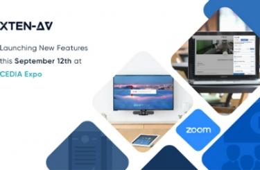 XTEN-AV Software, Zoom Rooms proposal tool