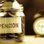 Pension Freeze
