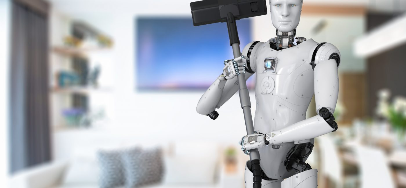 Robots Can Do Chores and Even Sing Karaoke. Just Don't Ask Them to Dance.