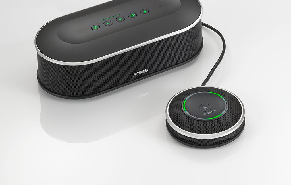 Yamaha Unified Communications YVC-1000 Speakerphone Certified by Zoom