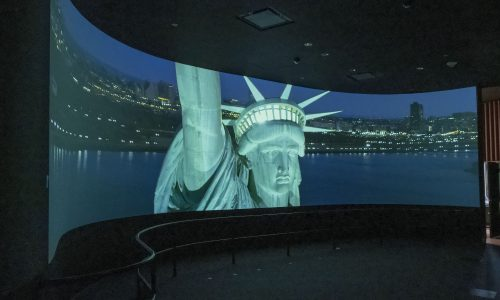 Statue of Liberty Museum Delivers Immersive Experience Thanks to BrightSign Media Players