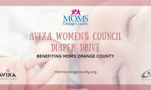 AVIXA Women's Council Orange County Group Helping Local Mothers with Baby Needs