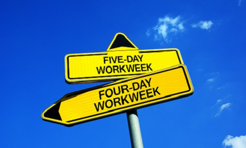 4 day work week