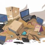 electronic packaging waste, AV technology