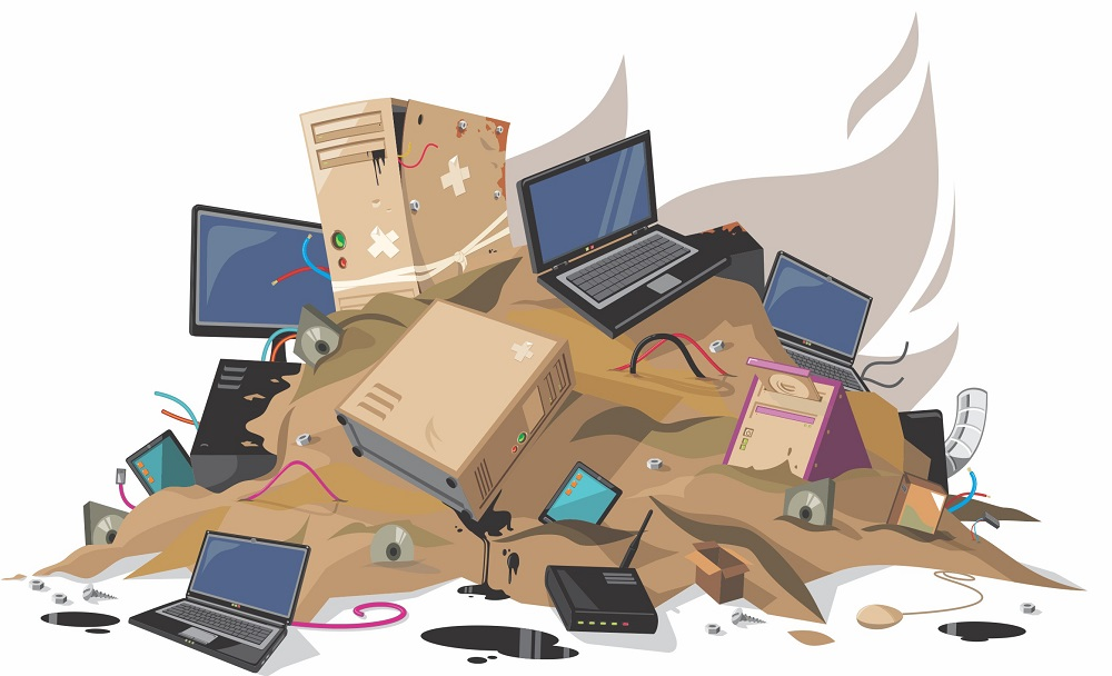 Fighting Electronic Packaging Waste in an Industry That Produces TONS of It