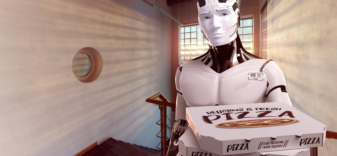Zume Dough-Bots Can't Deliver on Promise of Better Pizza in a High-Tech Way