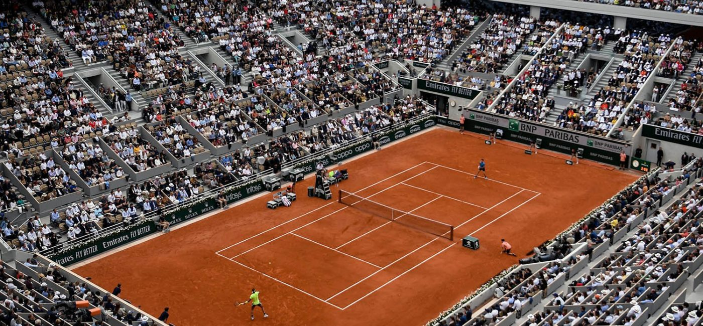 Roland Garros Stadium Court Earns Increased Intelligibility for French Open