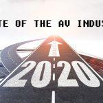 AV Industry trends, AV integration industry, systems integration industry, State of the Industry 2020, AV integration, AV Industry trends, AV service revenue