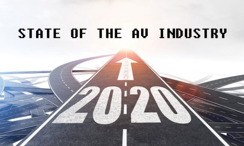 State of the Industry 2020: AV Service Revenue is the Antidote for Recession
