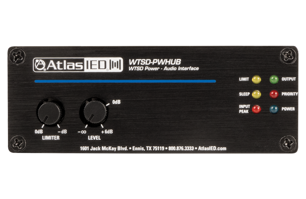 AtlasIED Adds Audio Processing Products to Time-Saving Devices Lineup