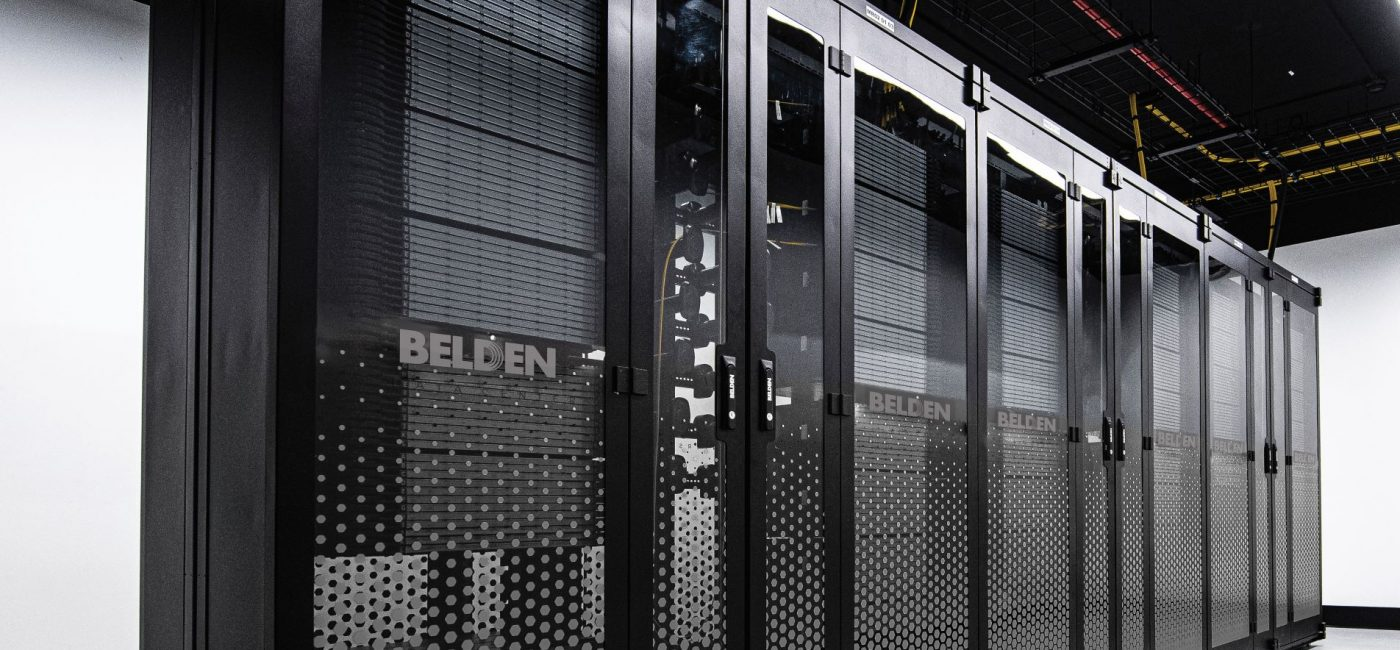 Belden DCX Optical Distribution Frame Optimizes Fiber Infrastructure ROI