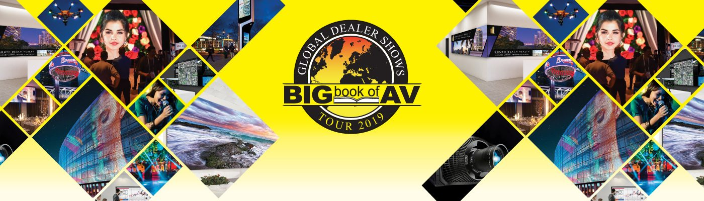 Stampede Set for Final Two Stops of 2019 Big Book of AV Tour in Miami and Vancouver