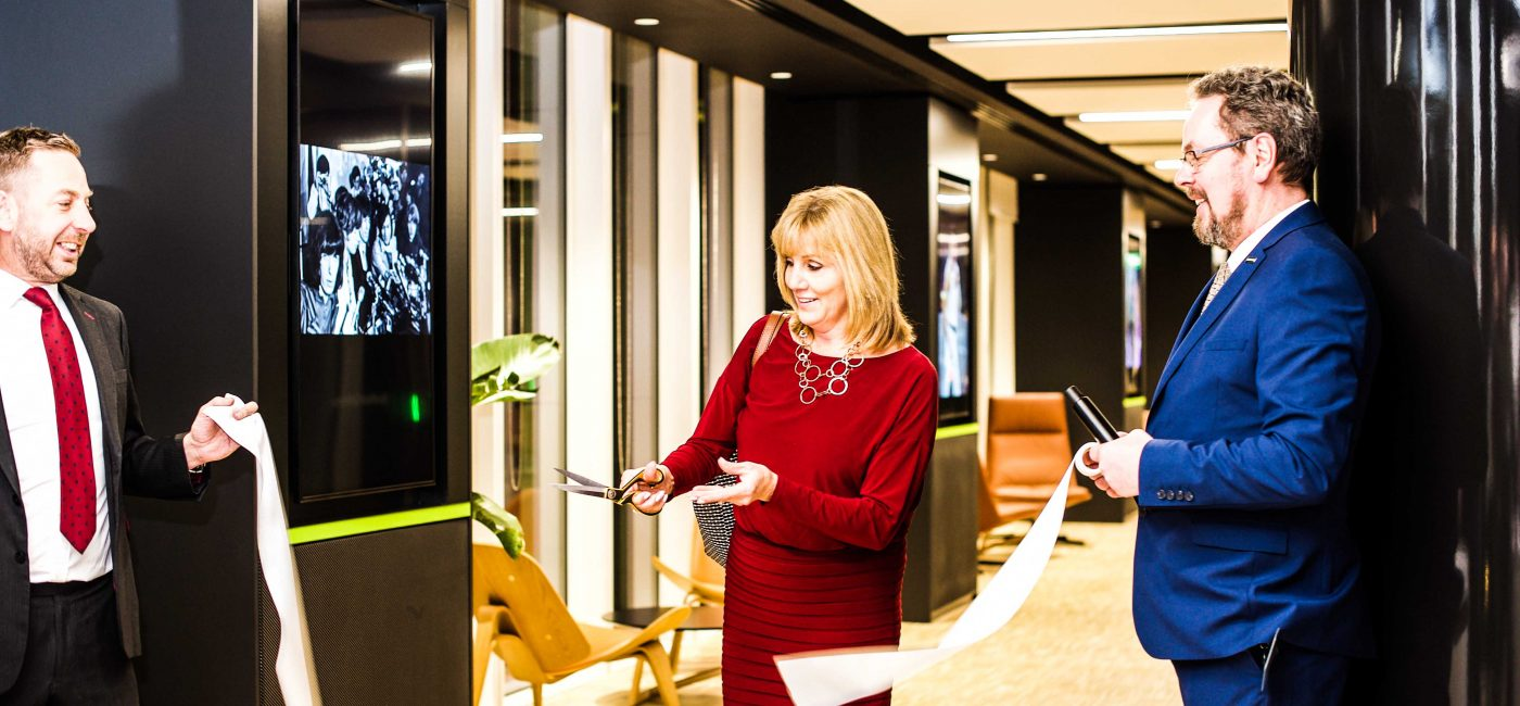 Shure Opens Rose Shure Experience Centre in London