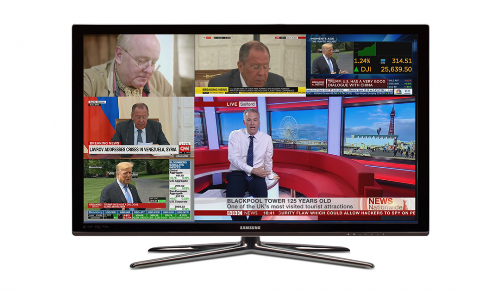 Tripleplay Releases Enhanced Six-Way Multiview Streaming Feature Ahead of ISE 2020