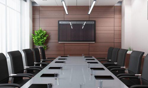 conference room, End User Adoption