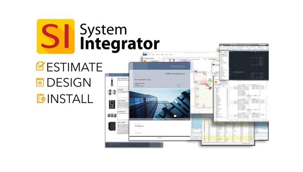 D-Tools System Integrator v13: The New Features on Display at ISE 2020