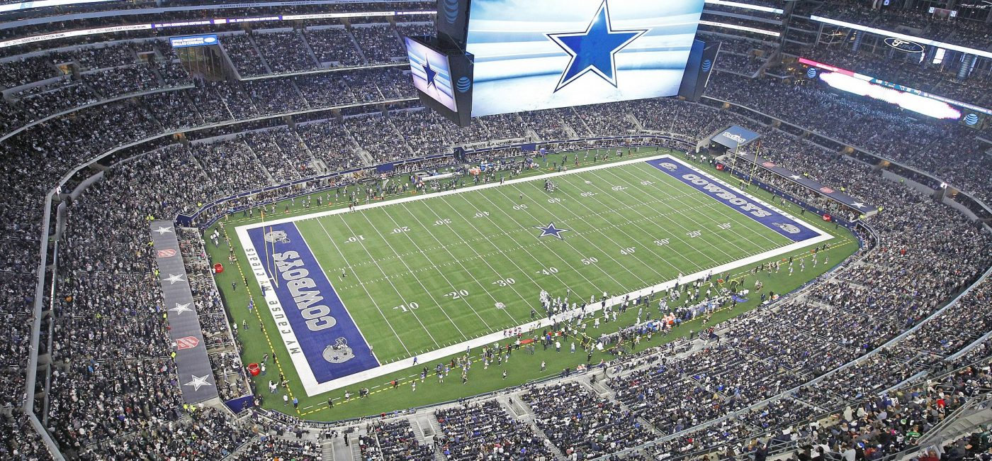 Dallas Cowboys Expand Electro-Voice Line Array Installation at AT&T Stadium