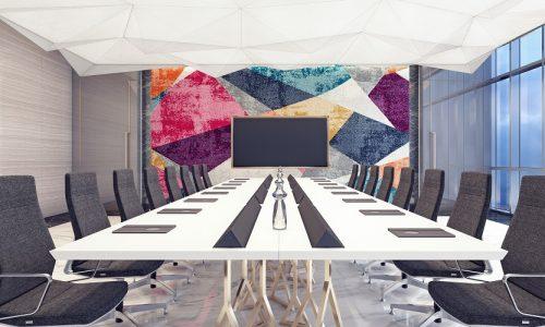 COVID-19 Conference Room