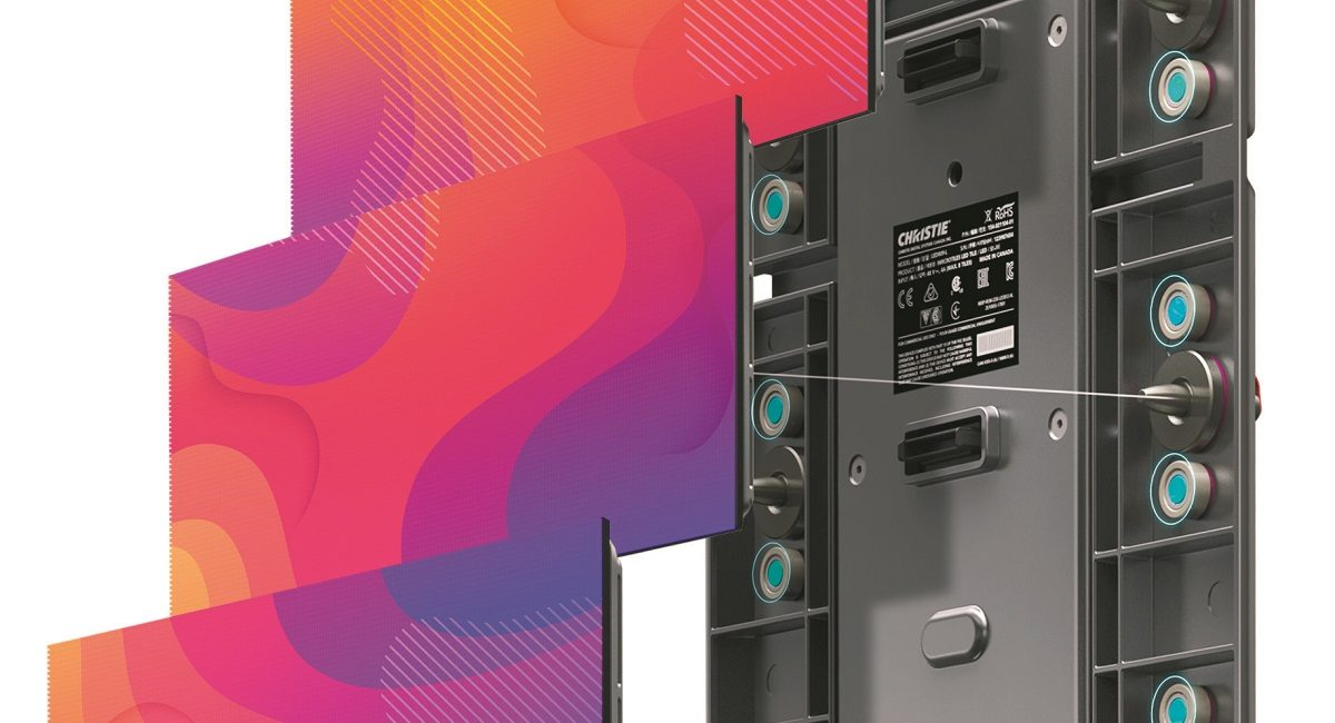 Christie's ISE 2020 Features MicroTiles LED with Active 3D, 64-bit Pandoras Box