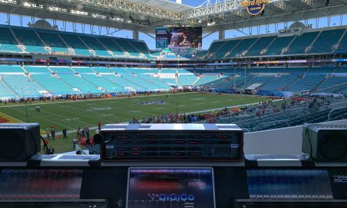 DiGiCo Consoles Sizzle for Super Bowl LIV Halftime Show Featuring Shakira and Jennifer Lopez