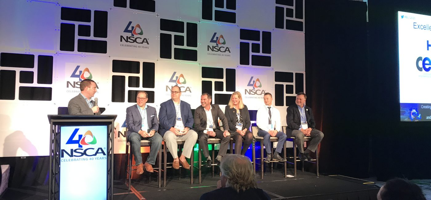 NSCA Excellence in Business Award Winners Share (Most) Secrets of Their Success