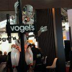 Vogel's ISE robot