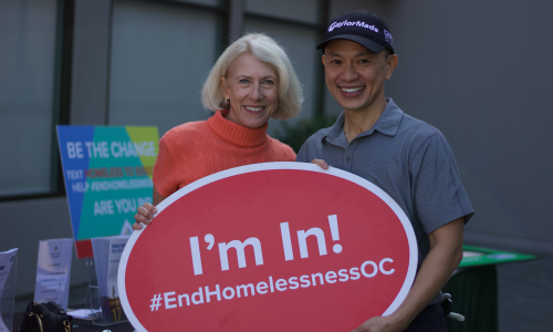 QSC Charity Golf Classic Helps United Way's Quest to End Homelessness in Orange County
