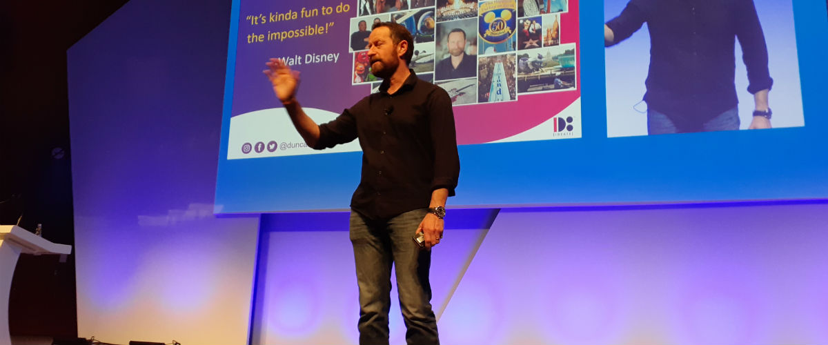 Longtime Disney Exec Duncan Wardle Highlights Paths to Creativity and Innovation at ISE 2020