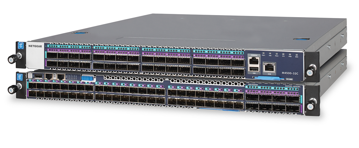 Netgear Highlights 100G Switches, Third-Party AV-over-IP Control at ISE 2020
