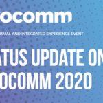InfoComm 2020 canceled