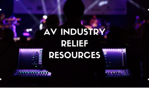 AV Industry Group Connects Industry Pros Impacted by Coronavirus Outbreak