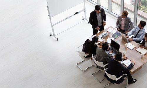 meeting room data