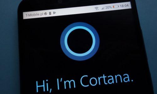 Microsoft Cortana Upgrades