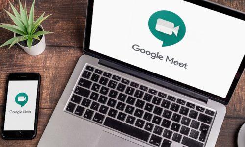 ASUS Google Meet