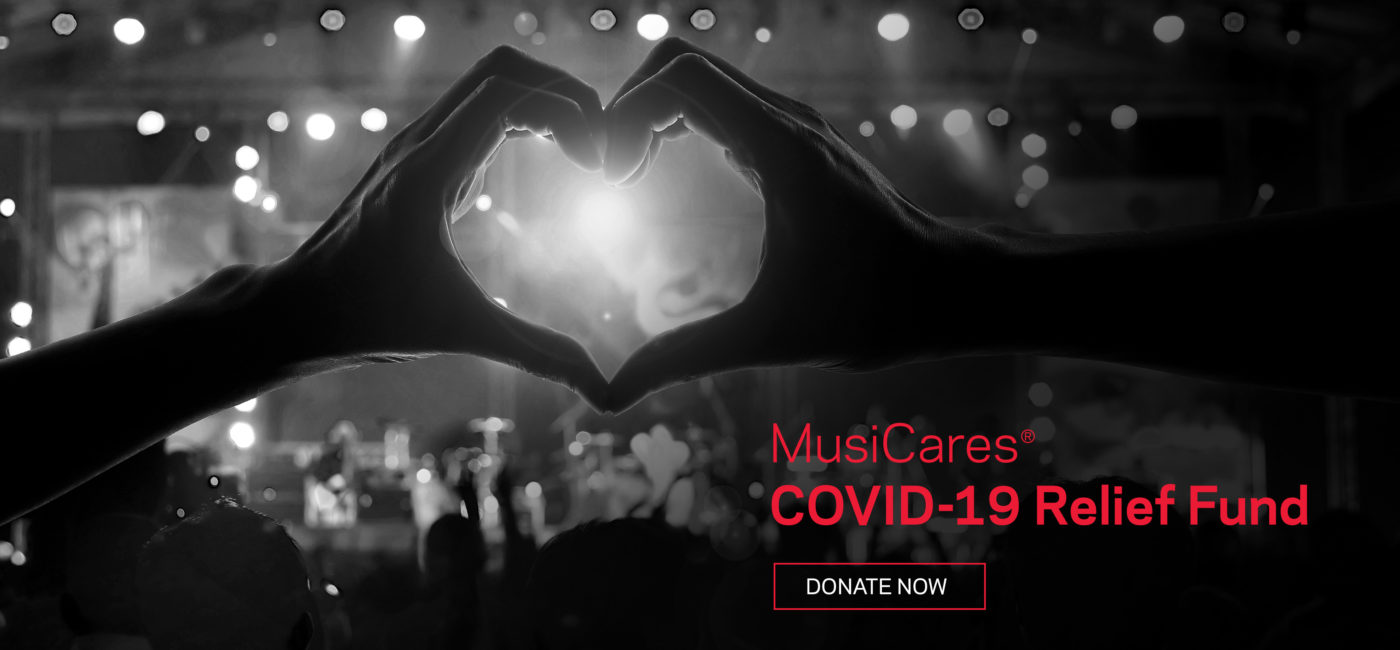 Shure Works with Musicians to Start #FoundSoundChallenge for MusiCares Foundation