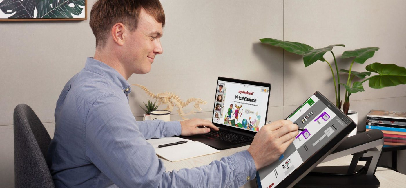ViewSonic Offers One-on-One Online Distance Learning Support and Advice for Teachers