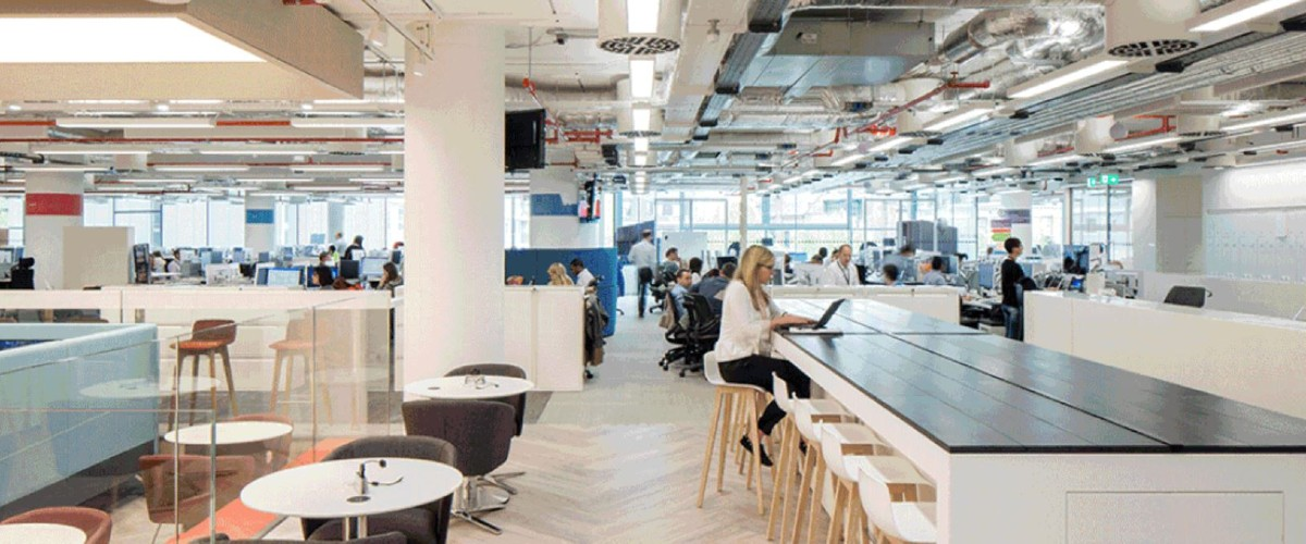Delos is Studying Workspace Wellness to Determine How They'll Change Post-COVID